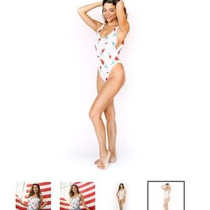 Swim - NWT One piece bathing suits sold out everywhere